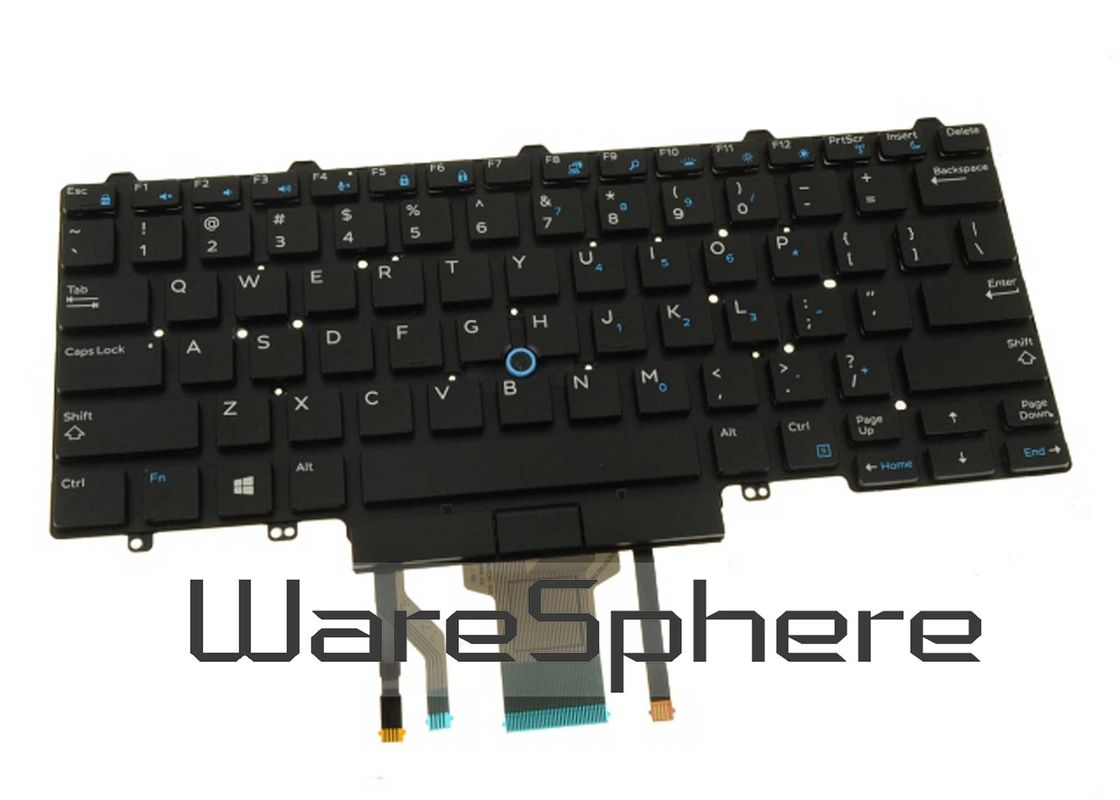 Dell Latitude Backlit Keyboard D19TR PK1313D4B00